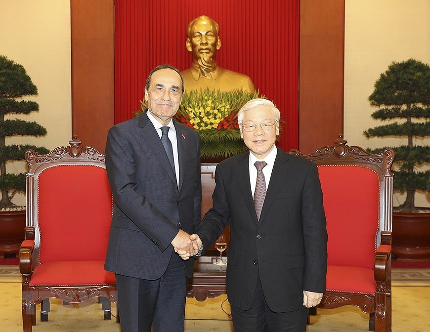 60th anniversary of Vietnam – Morocco diplomatic ties hinh anh 2