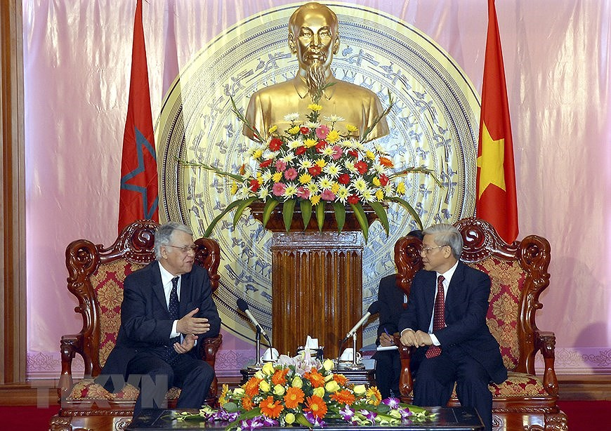 60th anniversary of Vietnam – Morocco diplomatic ties hinh anh 3