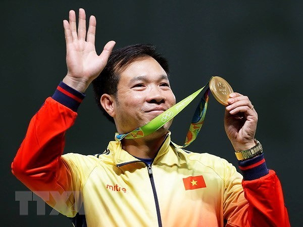 Athletes name Vietnam on world's sports map hinh anh 5