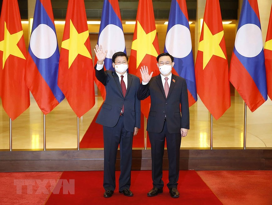 Nurturing Vietnam-Laos special relationship hinh anh 10