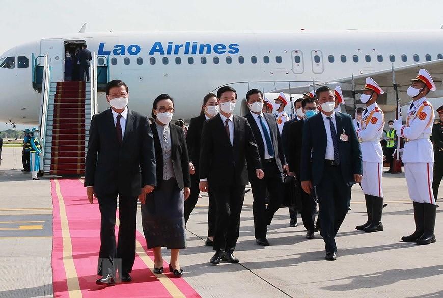 Nurturing Vietnam-Laos special relationship hinh anh 2