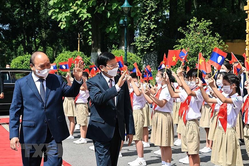 Nurturing Vietnam-Laos special relationship hinh anh 3