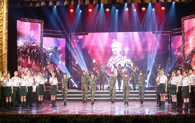 Awards promote studying and following Ho Chi Minh's ideology hinh anh 1