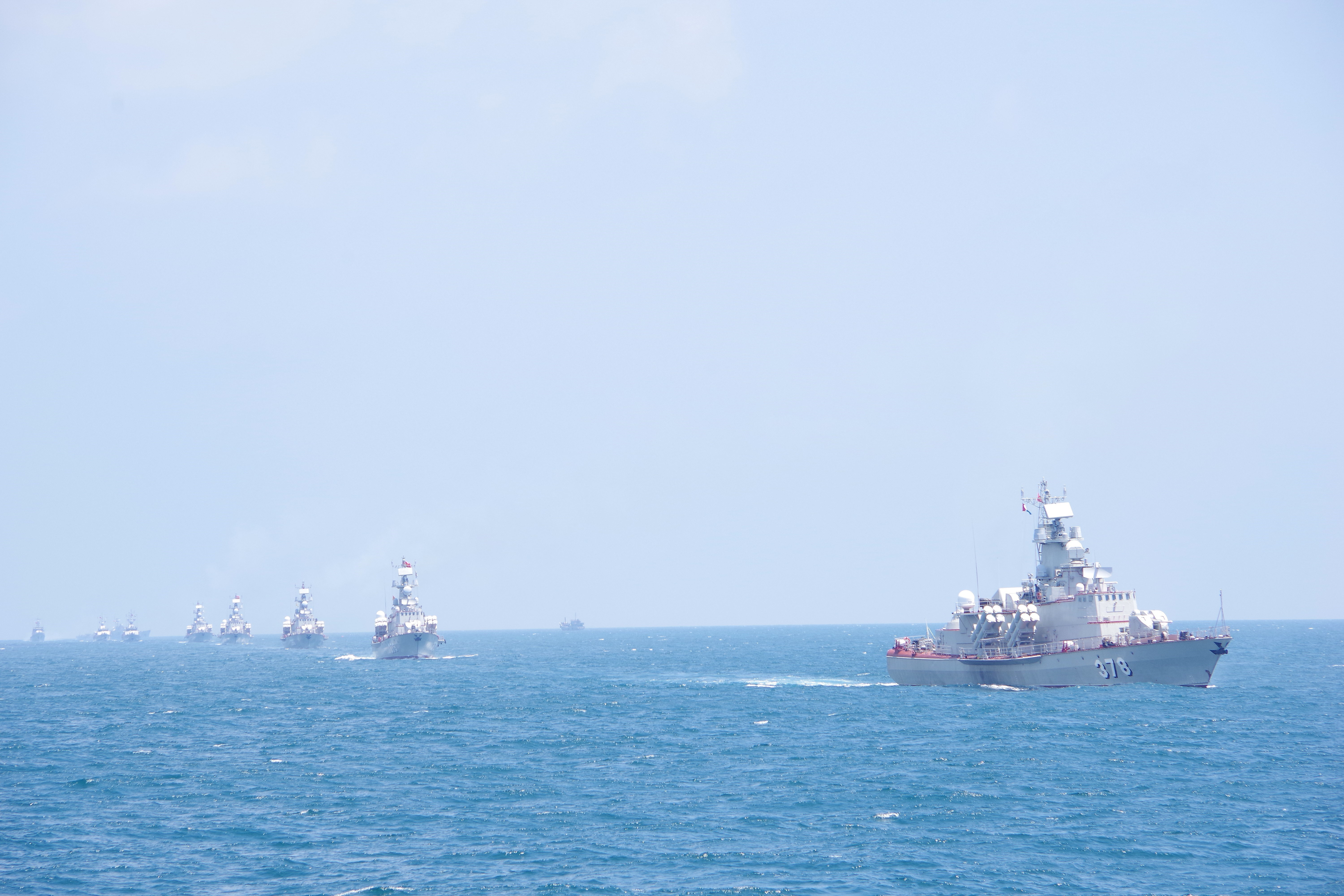 Naval Region 2 Command increases training hinh anh 5
