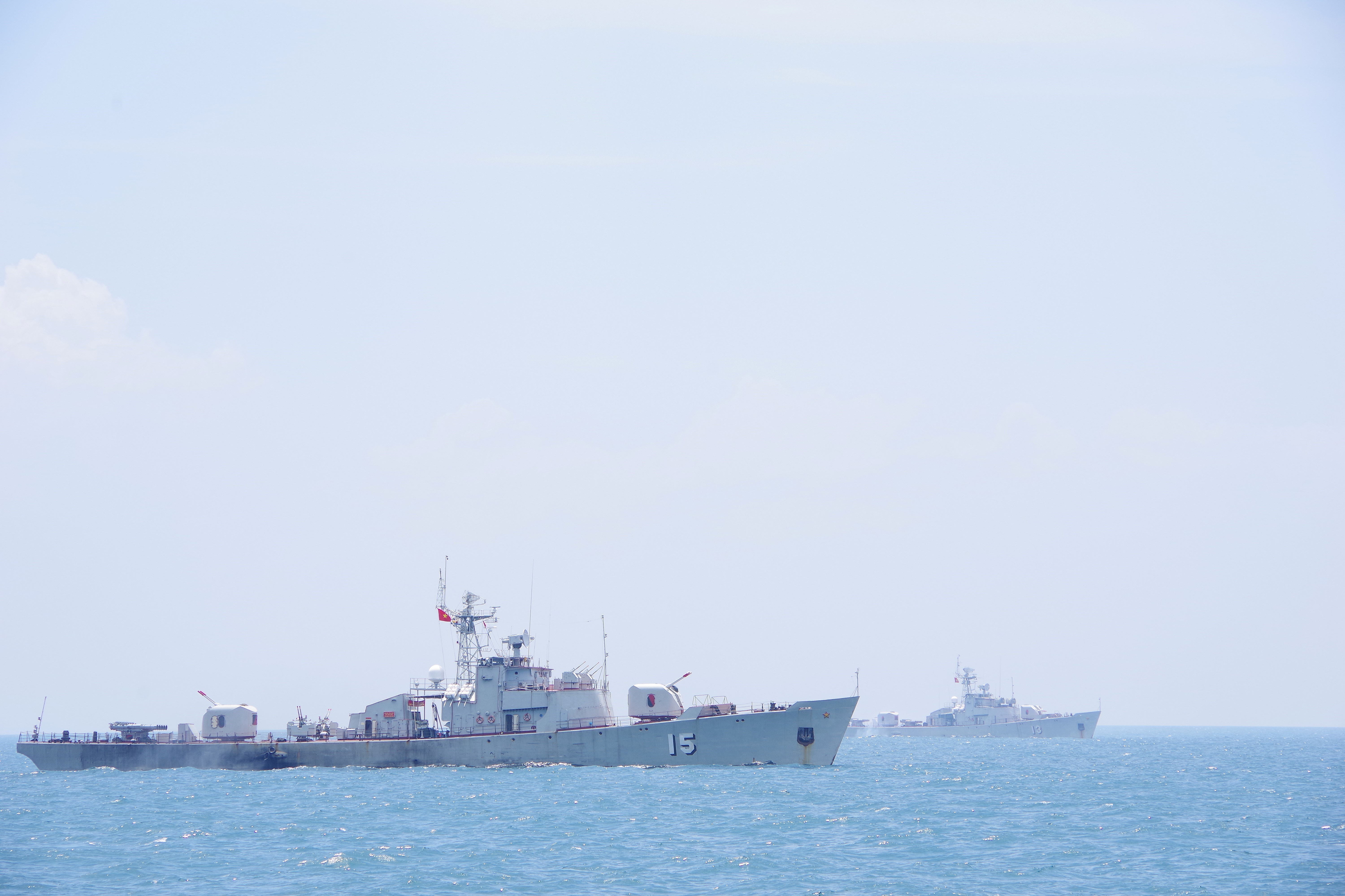 Naval Region 2 Command increases training hinh anh 6