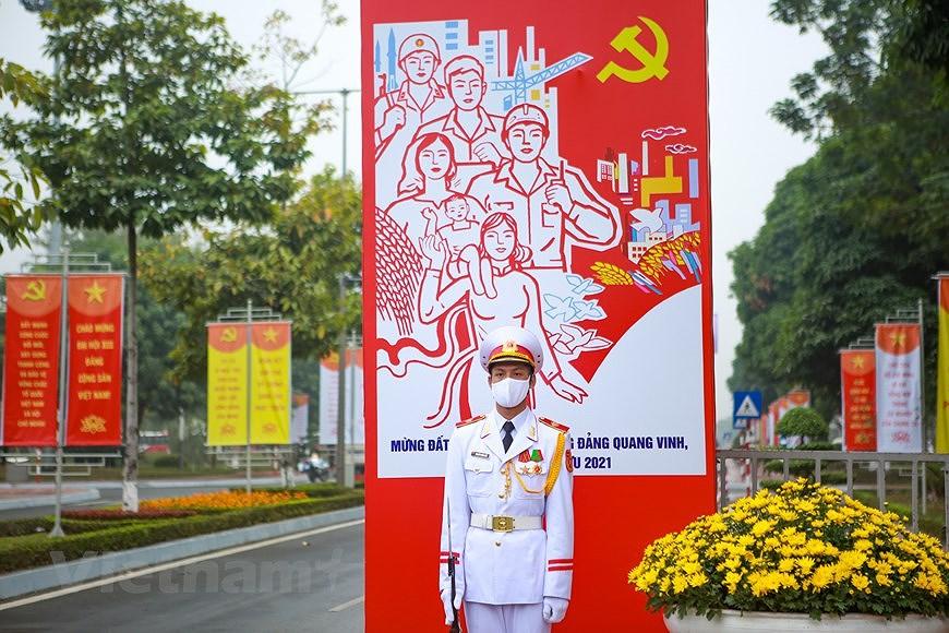 International media highlight 13th National Party Congress in Vietnam hinh anh 1