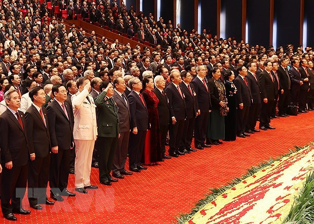 13th National Party Congress officially opens in Hanoi hinh anh 2