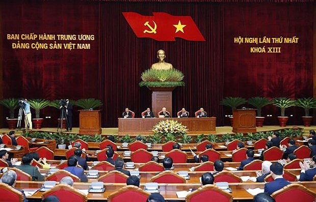 Foreign media outlets report on election of Vietnam's new leadership hinh anh 1