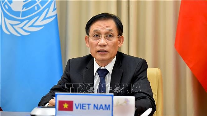Building modern, extensive diplomacy: Deputy Foreign Minister hinh anh 1