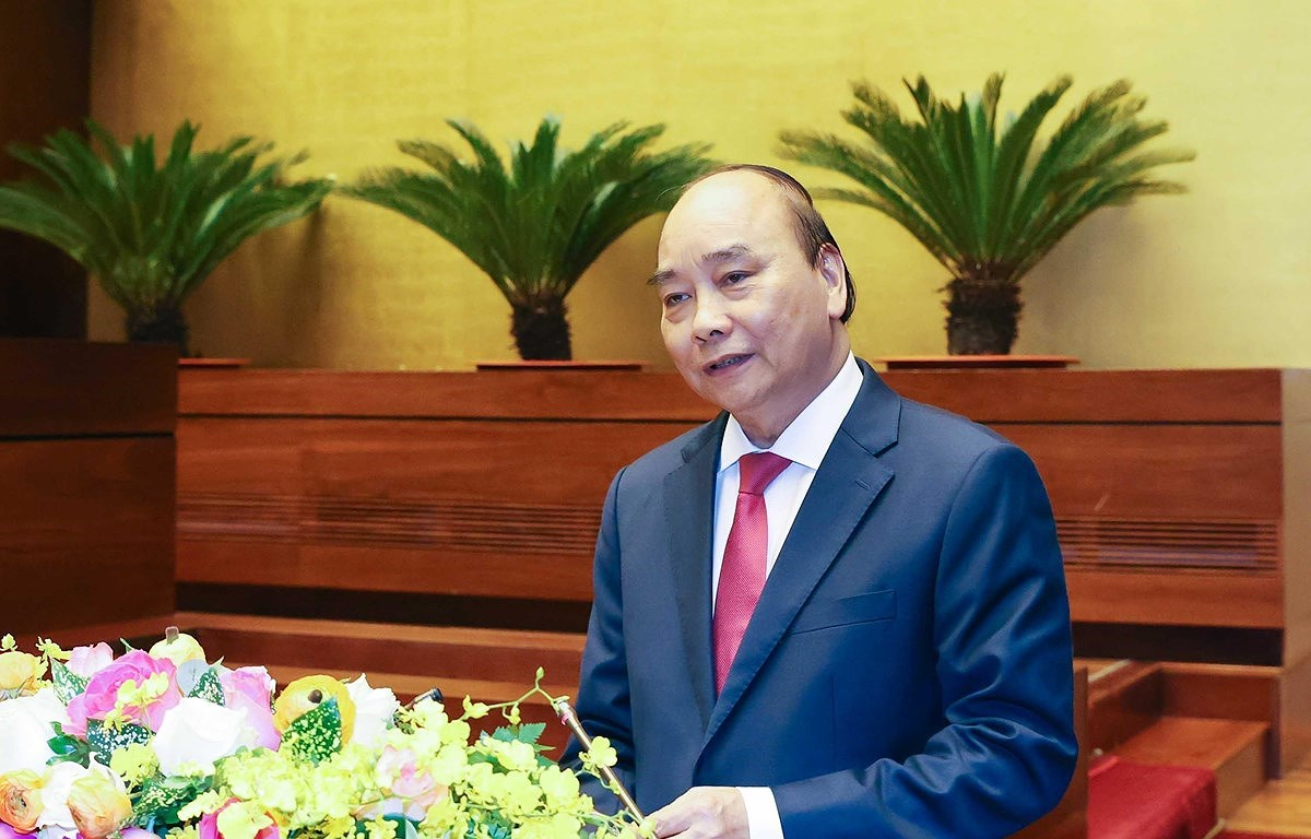 PM stresses key components of development strategy for next 10 years hinh anh 1