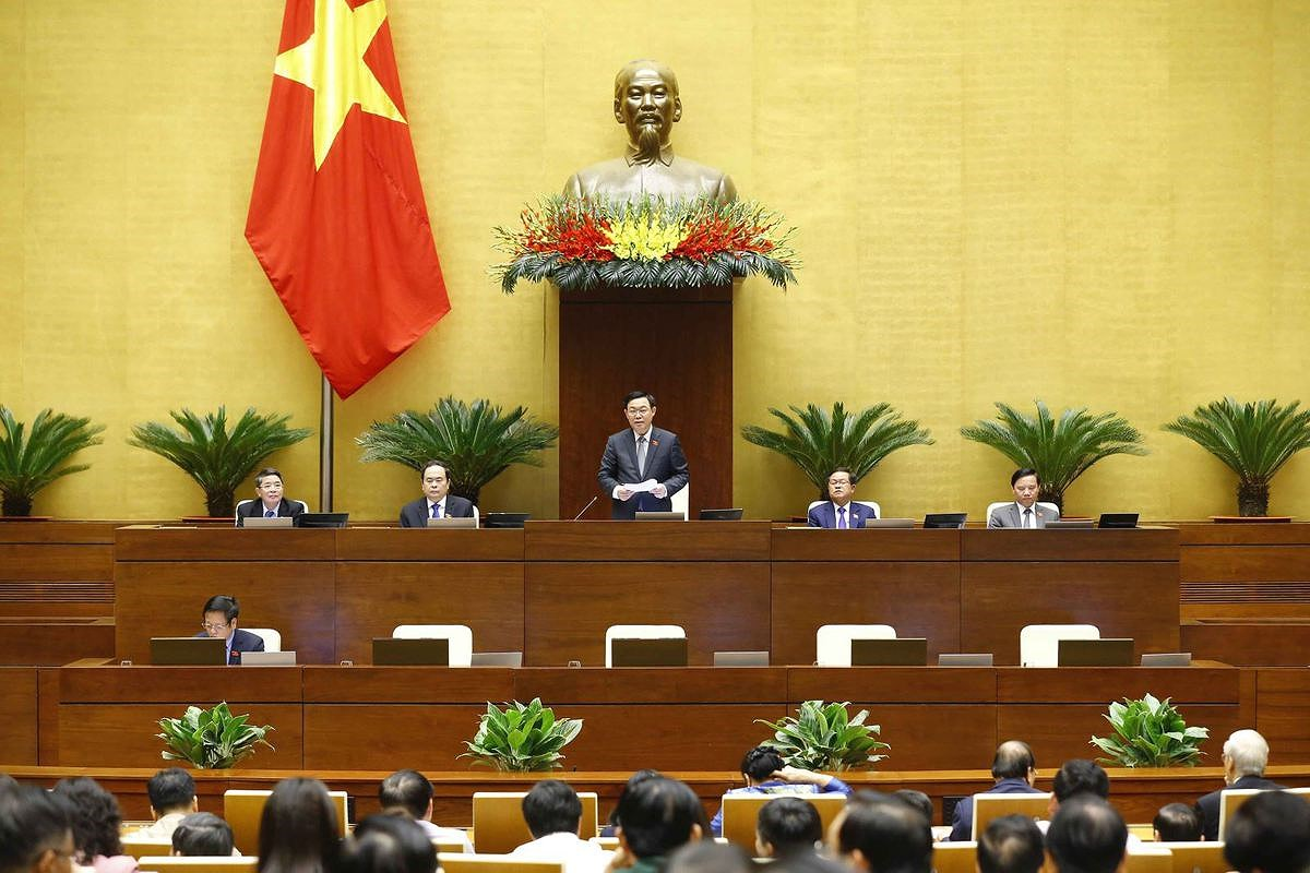 Last session of 14th National Assembly to wrap up today hinh anh 1