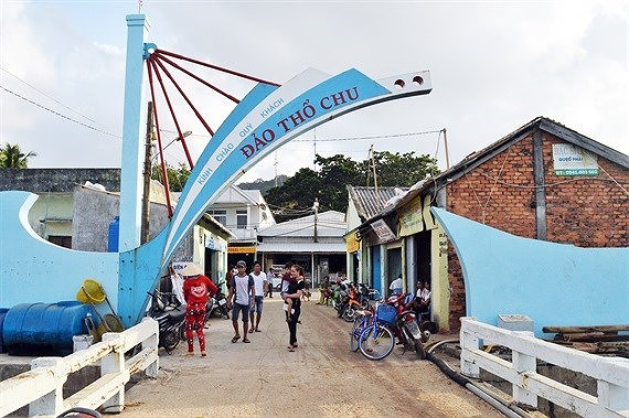 Commune on Phu Quoc Island to hold elections early hinh anh 1