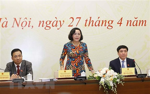 Official list of 868 candidates running for 500 seats in 15th NA announced hinh anh 2