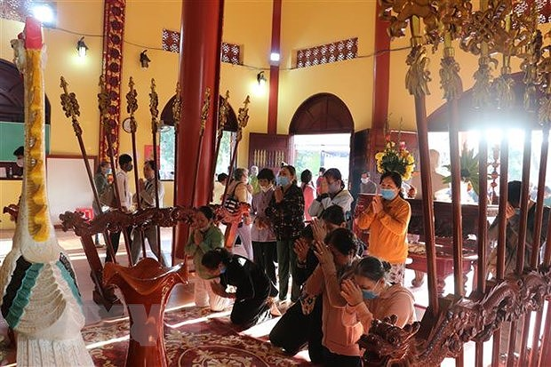 Vietnam consistently respects, ensures right to religious freedom hinh anh 1