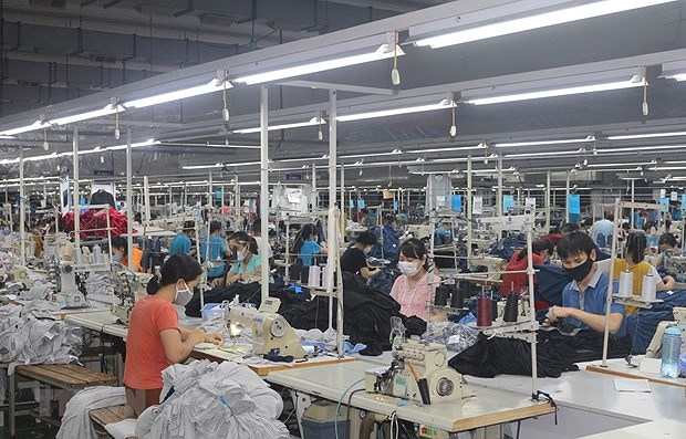 FDI flows in IPs, EZs up over 10 pct. in five months hinh anh 1