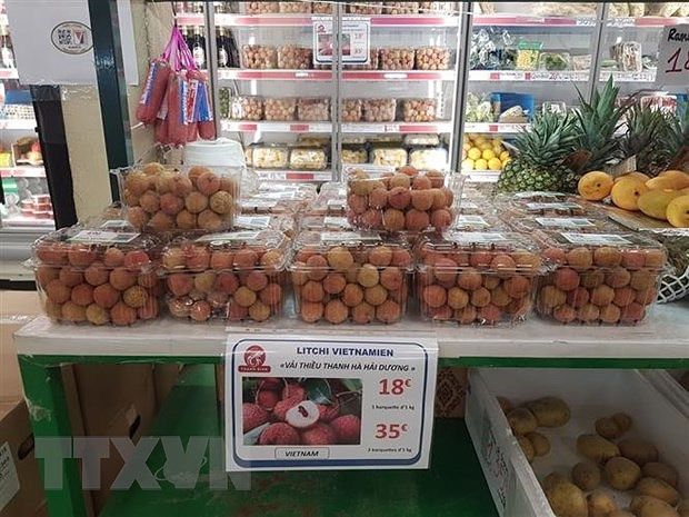 Vietnam targets 41 billion USD in agriculture export in 2021 hinh anh 1