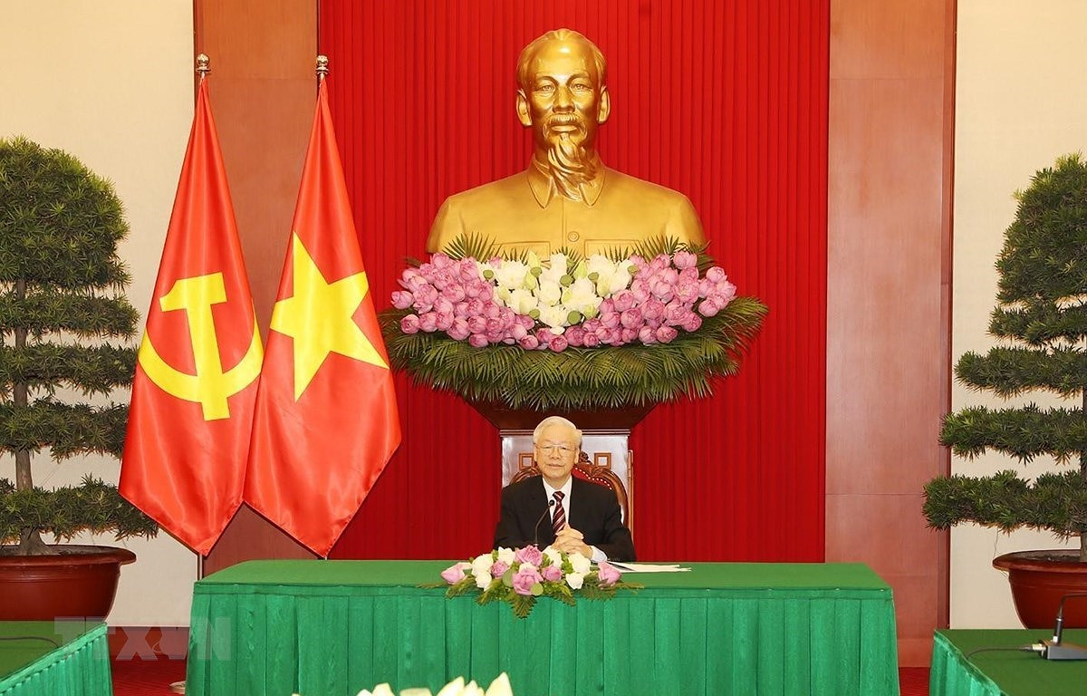 Leaders of Vietnam, RoK vow to deepen relations hinh anh 1