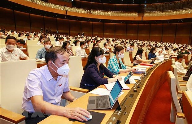 State leadership to be elected during second week of 15th NA's first session hinh anh 1
