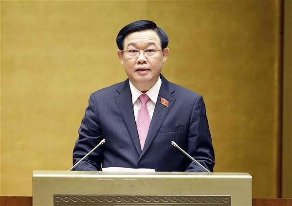 NA Chairman delivers speech on War Invalids and Martyrs Day hinh anh 1