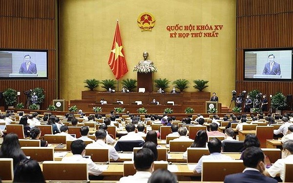 NA Chairman delivers speech on War Invalids and Martyrs Day hinh anh 2