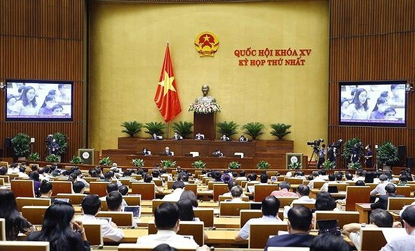 15th NA's first plenary session to close on July 28 after deciding important issues hinh anh 1
