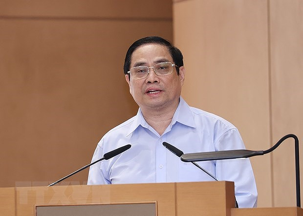 15th Government convenes first meeting hinh anh 1