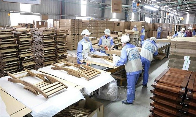 Vietnam's wood product export to France, Europe has good prospect hinh anh 2