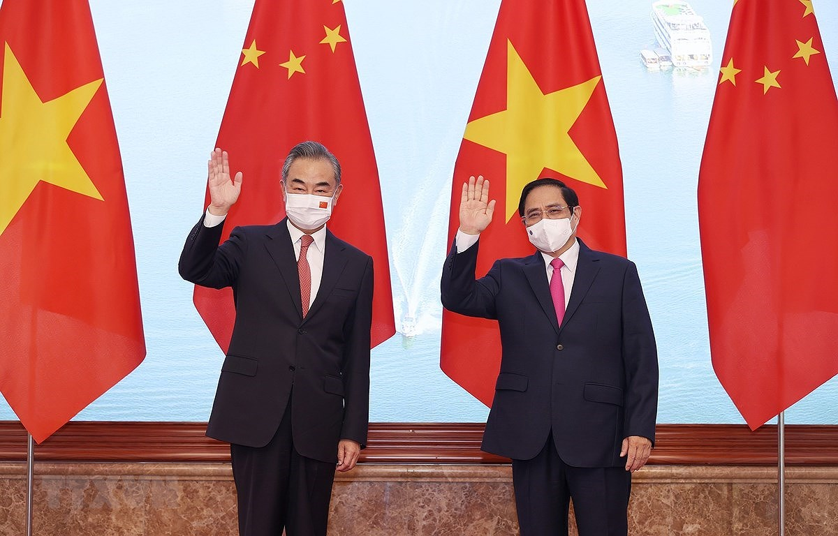 Vietnam treasures relations with China: PM Pham Minh Chinh hinh anh 1
