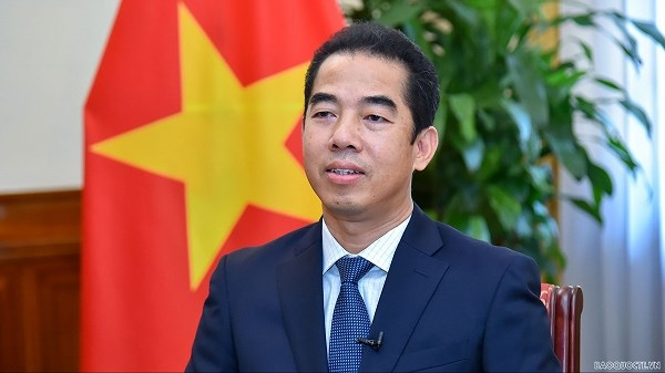 Europe tour by NA Chairman enjoys greater-than-expected success hinh anh 1