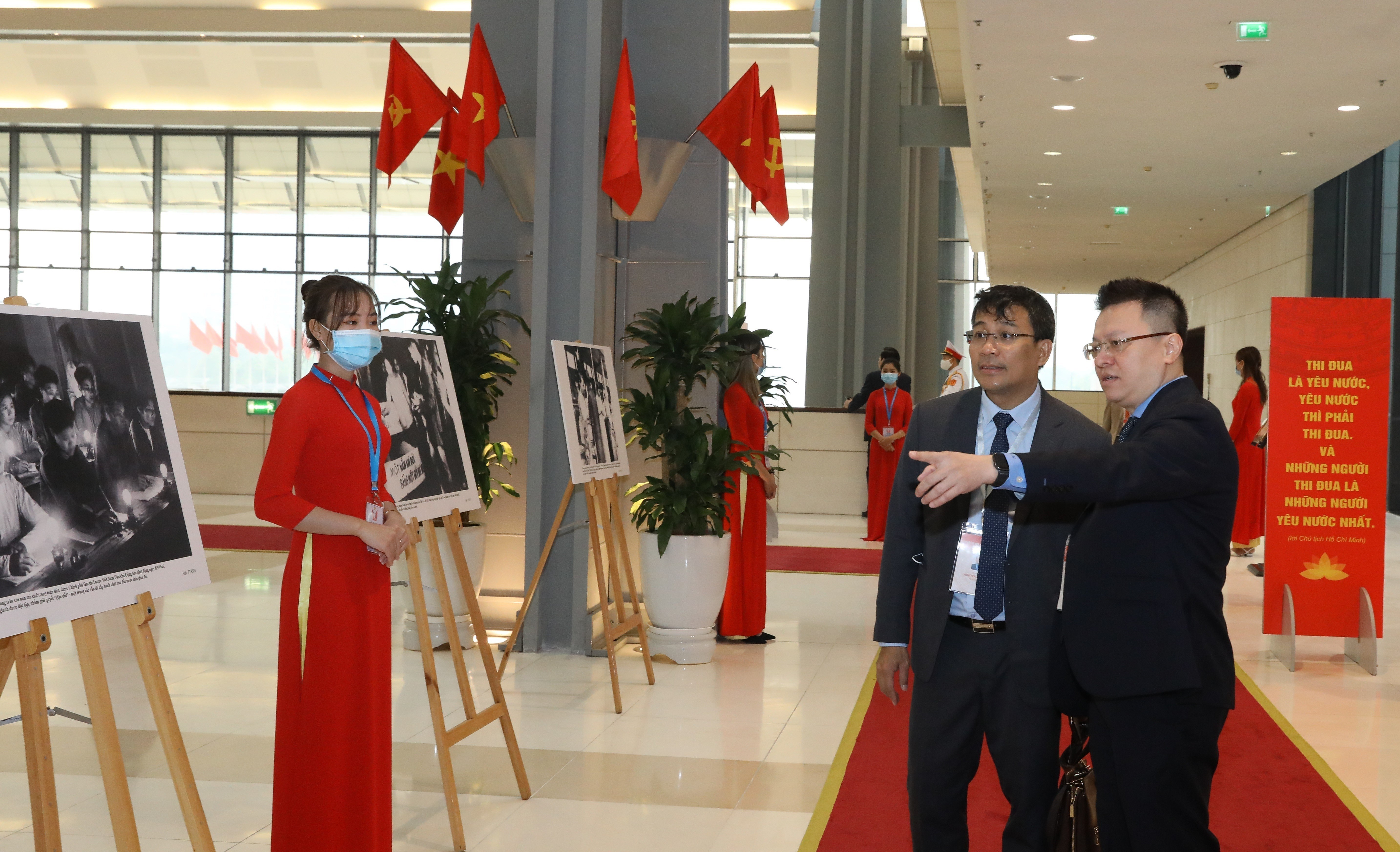 10th National Patriotic Emulation Congress opens in Hanoi hinh anh 12