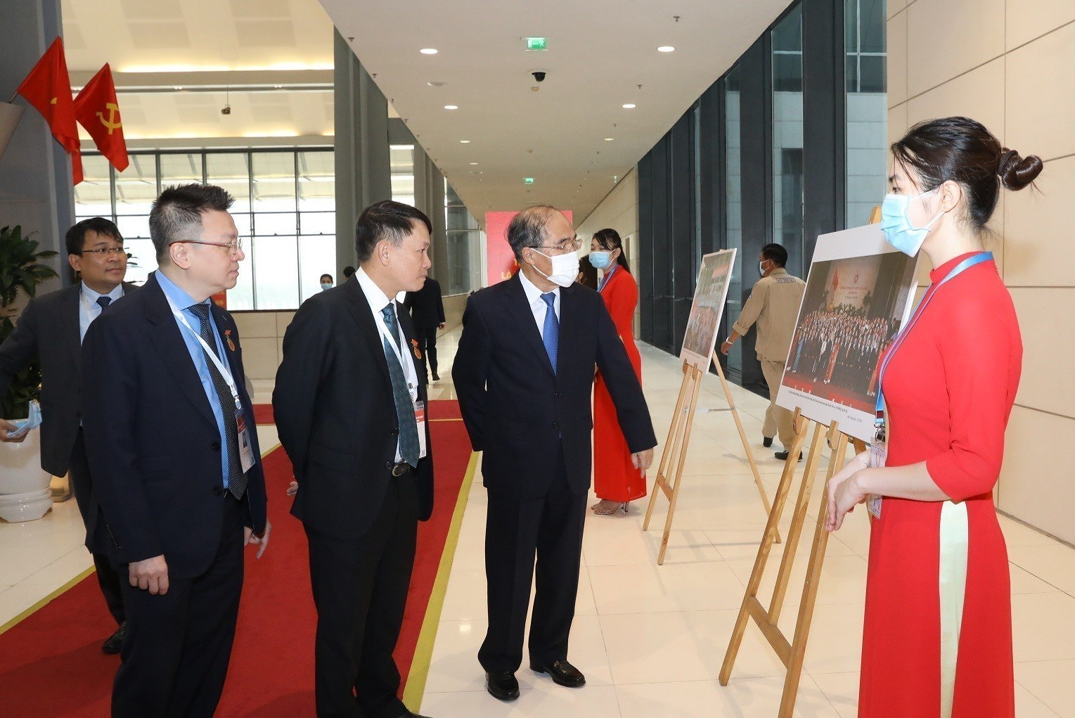 10th National Patriotic Emulation Congress opens in Hanoi hinh anh 11