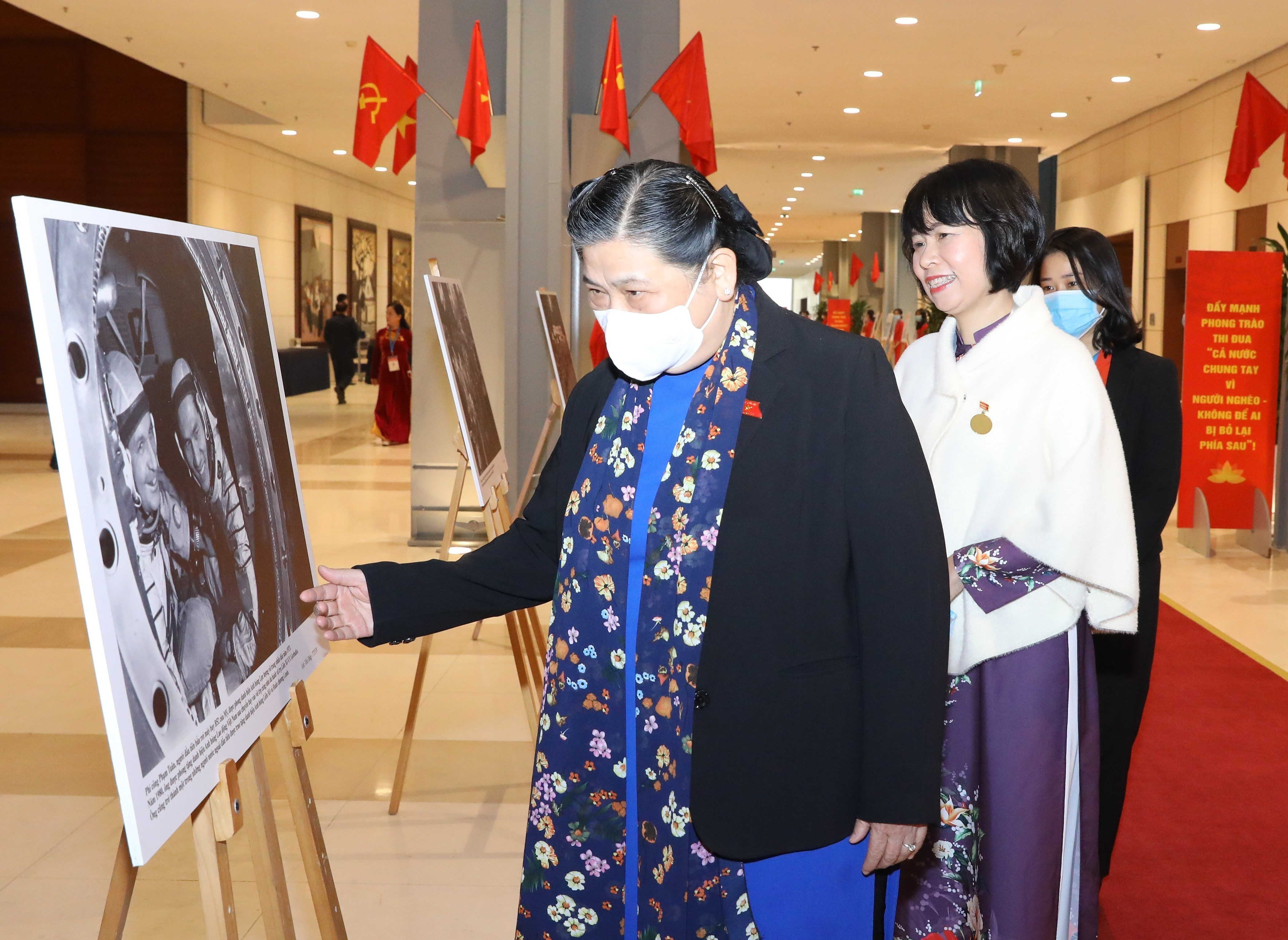 10th National Patriotic Emulation Congress opens in Hanoi hinh anh 14