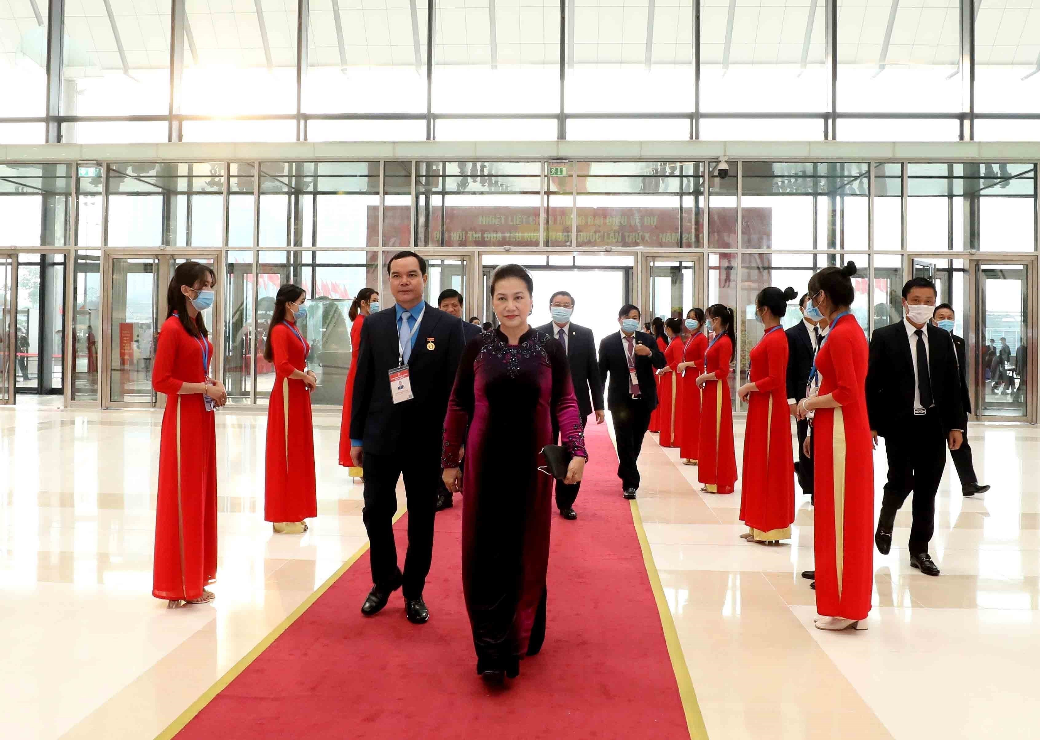 10th National Patriotic Emulation Congress opens in Hanoi hinh anh 3