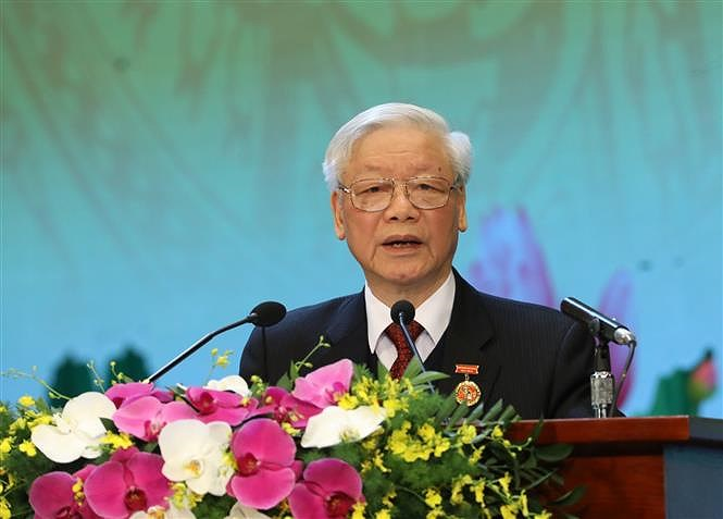 10th National Patriotic Emulation Congress opens in Hanoi hinh anh 8