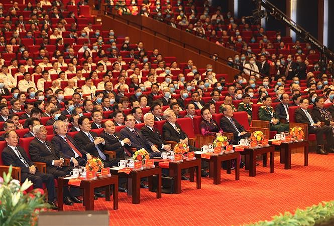 10th National Patriotic Emulation Congress opens in Hanoi hinh anh 7