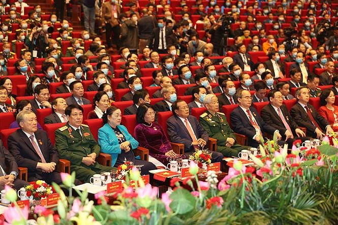 10th National Patriotic Emulation Congress opens in Hanoi hinh anh 6