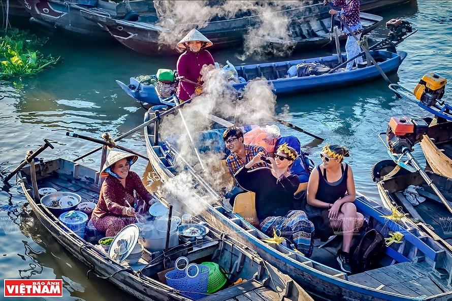 Vida cotidiana de Vietnam en fotografias hinh anh 11