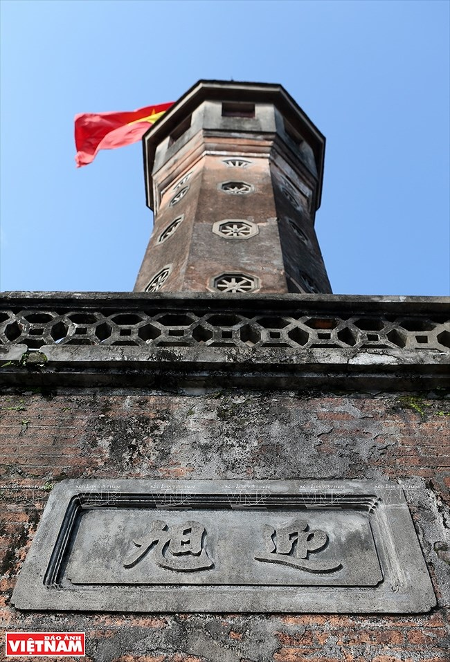 La Torre de la Bandera Nacional: testigo del desarrollo de la capital vietnamita hinh anh 2