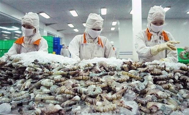 Vietnam registra repunte en valor de exportaciones en primer cuatrimestre de 2021 hinh anh 1