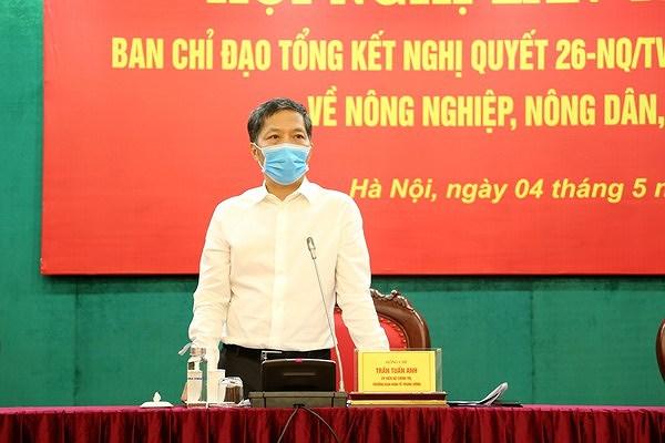 Partido Comunista de Vietnam persiste en desarrollo agricola y rural hinh anh 2