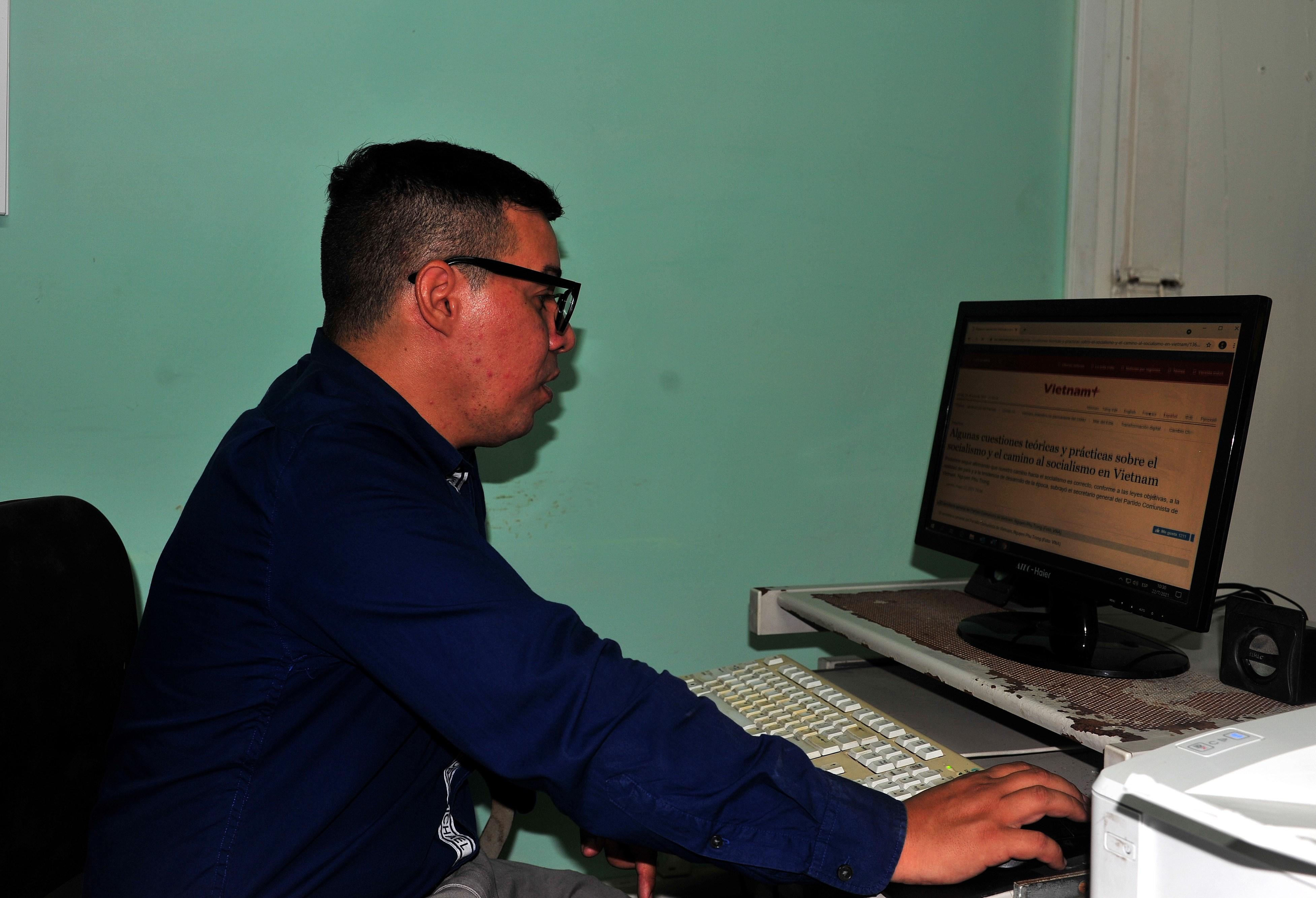 Destaca investigador cubano valores de pensamiento de maximo dirigente partidista vietnamita hinh anh 3