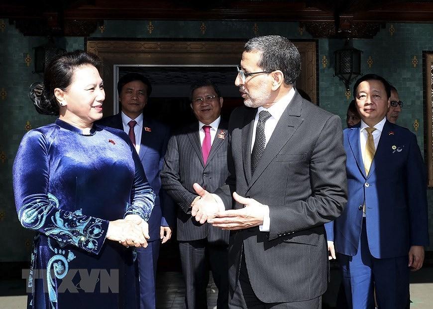 Vietnam y Marruecos celebran el 60 aniversario de relaciones diplomaticas hinh anh 5