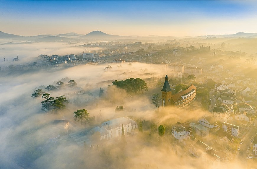 Exposicion de fotos muestra belleza de Vietnam hinh anh 2