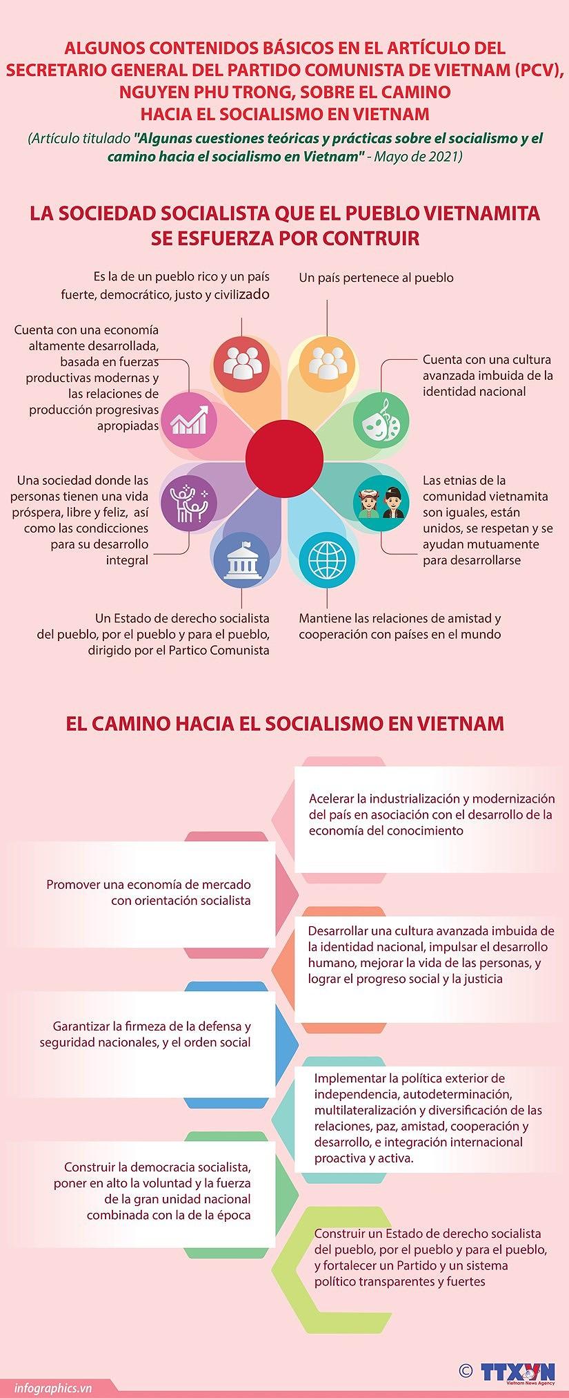 Algunas cuestiones teoricas y practicas sobre el socialismo y el camino al socialismo en Vietnam hinh anh 6