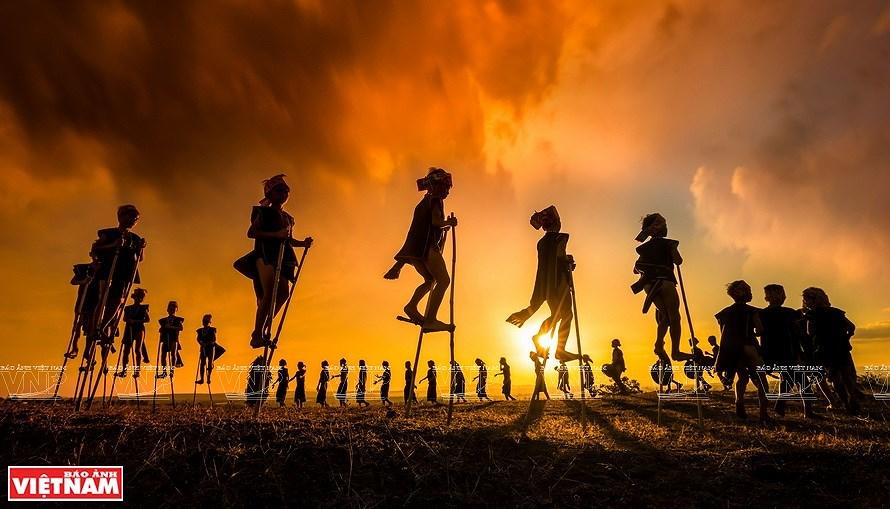 Paisajes vietnamitas a traves del lente de las fotografas de Ciudad Ho Chi Minh hinh anh 6