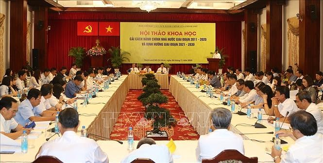 Le Vietnam ambitionne de figurer parmi les 50 pays ayant la gouvernance electronique hinh anh 1