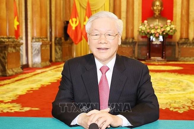 Un expert algerien apprecie l'article du SG Nguyen Phu Trong sur le socialisme au Vietnam hinh anh 1