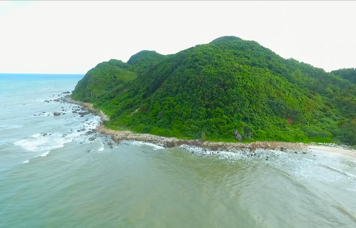 Quan Lan - un joyau vert de la baie de Bai Tu Long hinh anh 1