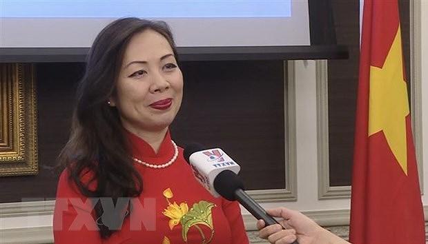 Lancement d'un livre portant sur le President Ho Chi Minh et le Noir hinh anh 2