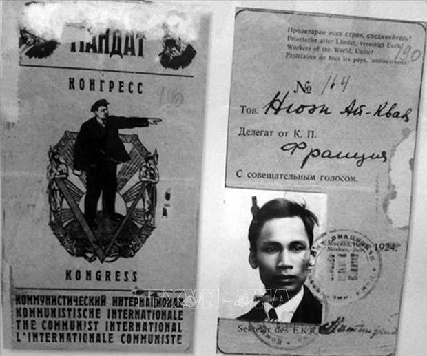 Livre photo sur le voyage a l'etranger du President Ho Chi Minh pour le salut national voit le jour hinh anh 1